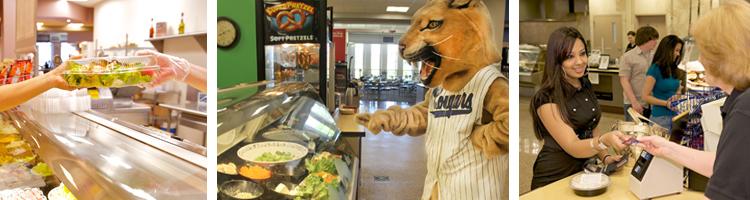 Cougar Cafe