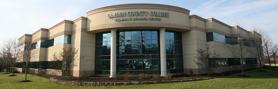 Camden County College's William G. Rohrer Center