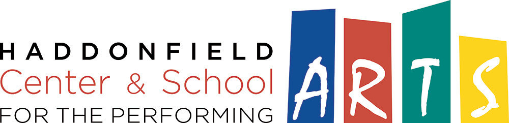 Haddenfield Center and School for Performing Arts logo