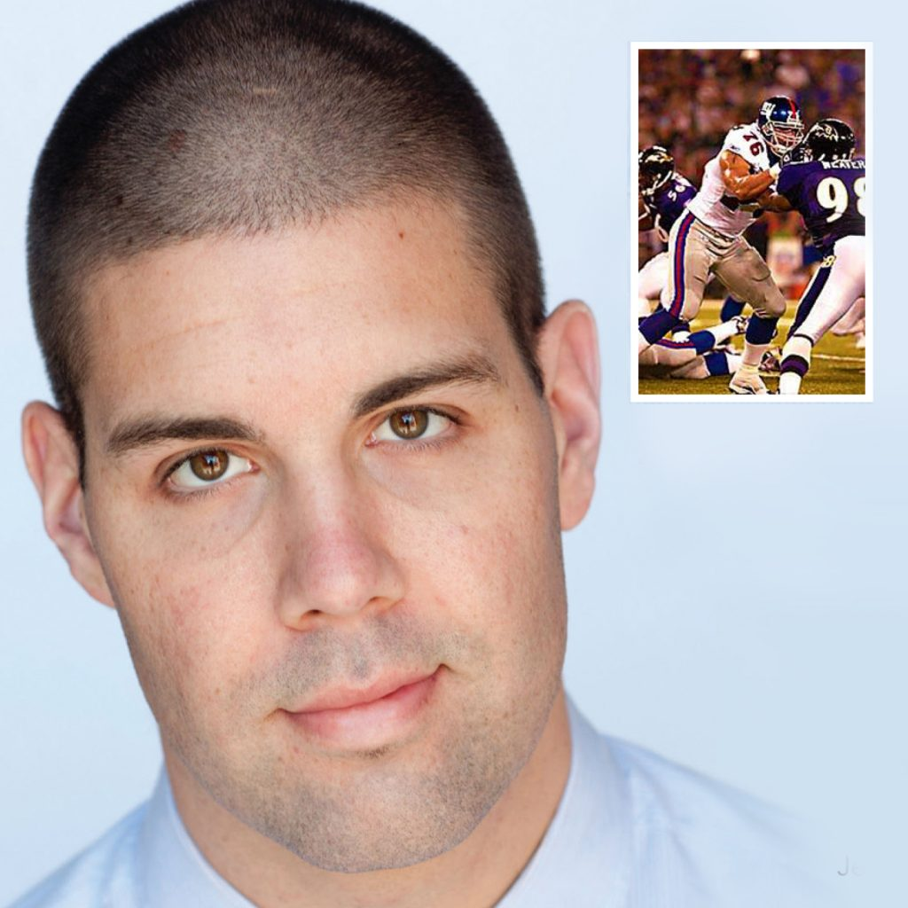 Jeff Hatch, former NFL player, speaks about sports injuries, pain medication & addiction